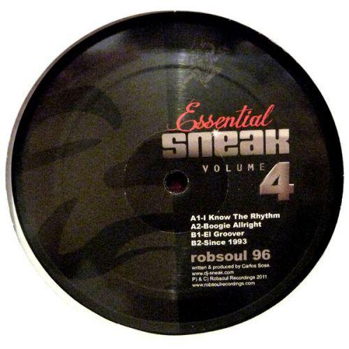 <a href=\'\'>DJ Sneak</a> - Essential Sneak Vol4
