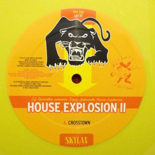 <a href=\'\'>DJ Sprinkles</a> Vs <a href=\'\'> - House Explosion II