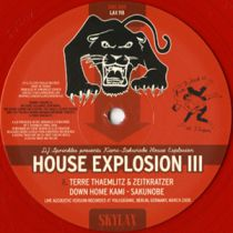<a href=\'\'>DJ Sprinkles</a> Vs <a href=\'\'> - House Explosion III Live in Berlin