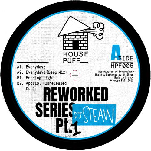 <a href=\'\'>DJ Steaw</a> - Reworked series Part.1