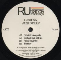 <a href=\'\'>Dj Steaw</a> - West Side EP