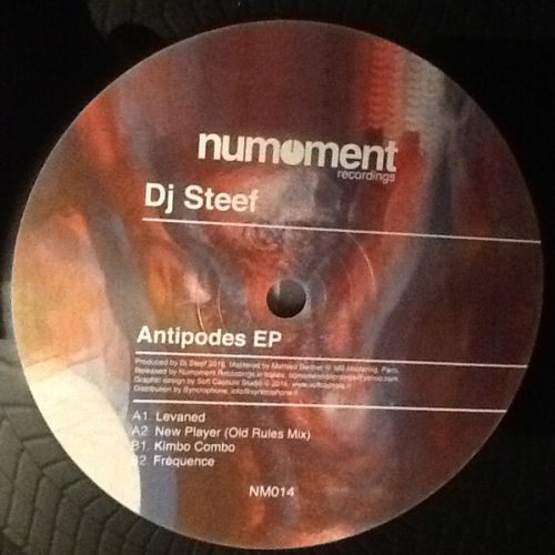 <a href=\'\'>DJ Steef</a> - Antipodes EP
