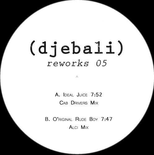 <a href=\'\'>Djebali</a> - Rewords #5 (<a href=\'\'>Cab drivers</a> & <a href=\'\'>Alci</a> remixes)