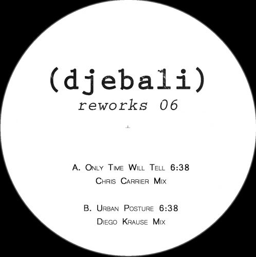<a href=\'\'>Djebali</a> - Reworks #6 (<a href=\'\'>Chris Carrier</a> & <a href=\'\'>Diego Krause</a> remixes)