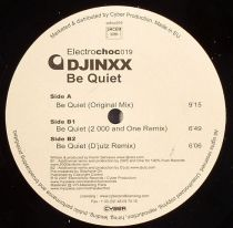 <a href=\'\'>Djinxx</a> - Be Quiet (<a href=\'\'>2000&One</a>, <a href=\'\'>D\'julz</a> remix)