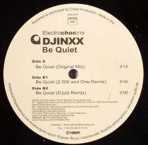 <a href=\'\'>Djinxx</a> - Be Quiet (<a href=\'\'>2000&One</a>, <a href=\'\'>D\'julz</a> remix)