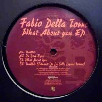 <a href=\'\'>Fabio Della Store</a> - What About You EP - (<a href=\'\'>Eduardo De La Calle</a> Remix)