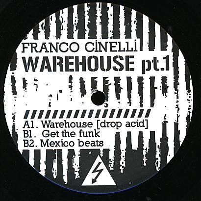 <a href=\'\'>Franco Cinelli</a> - Warehouse EP Part1.