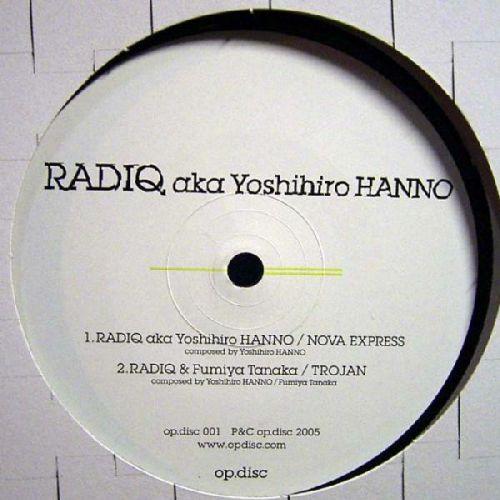 <a href=\'\'>Fumiya Tanaka</a> & <a href=\'\'>Radiq</a> - op disc#1