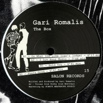 <a href=\'\'>Gari Romalis</a> - The Box
