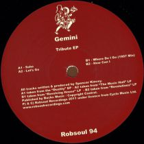 <a href=\'\'>Gemini</a> - Tribute EP