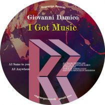 <a href=\'\'>Giovanni Damico</a> - I Got Music