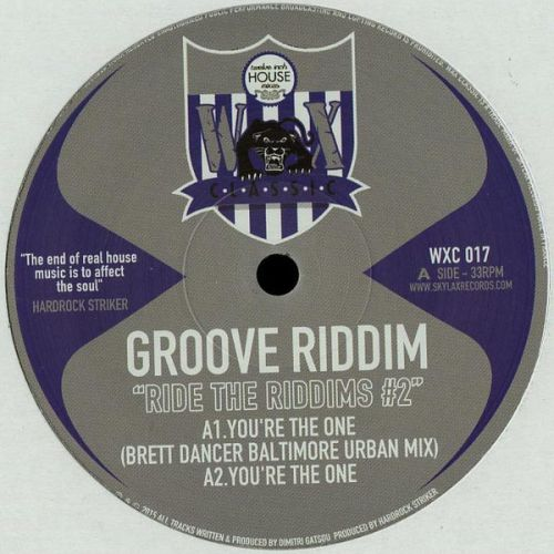 <a href=\'\'>Groove Riddim/a> - Ride The Riddims #2 (Brett Dancer remix)