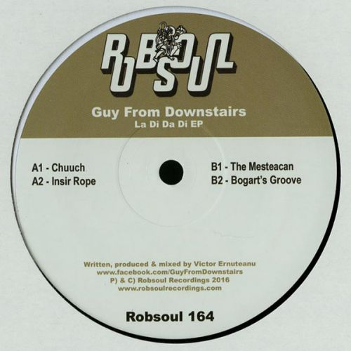 <a href=\'\'>Guy From Downstairs</a> - La Di Da Di Ep