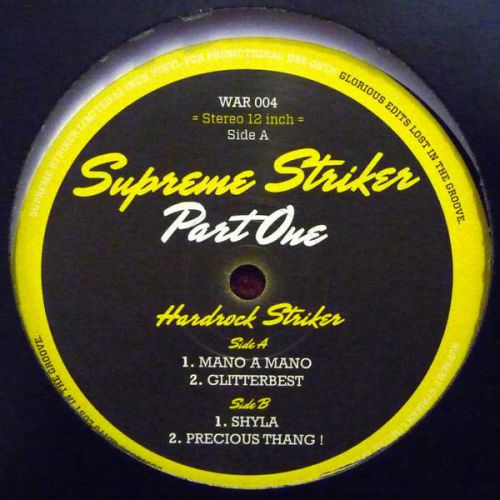 <a href=\'\'>Hardrock Striker/a> - Supreme Striker