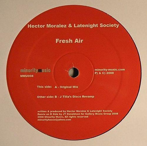 <a href=\'\'>Hector Moralez</a> & Latenight Society - Fresh Air