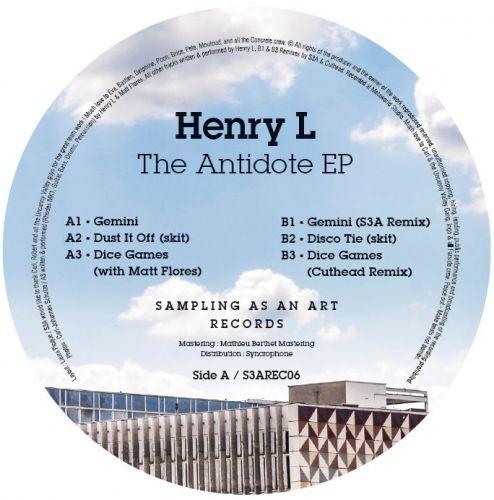 <a href=\'\'>Henri L</a> - The Antidote EP