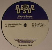<a href=\'\'>Hideto Omura</a> - Move It Like You Know