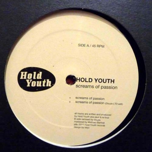 <a href=\'\'>Hold Youth</a> - Screams of Passion Douze LTD edit