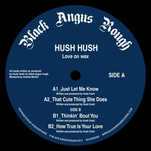 <a href=\'\'>Hush Hush</a> - Love On Wax