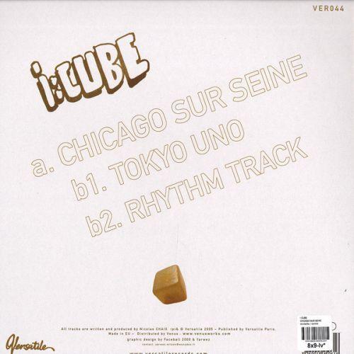 <a href=\'\'>I Cube</a> - Chicago Sur Seine