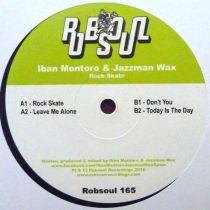 <a href=\'\'>Iban Montoro & Jazzman Wax</a> - Rock State