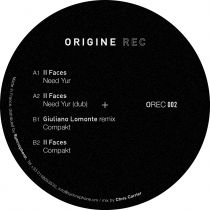 <a href=\'\'>II Faces</a> - EP (Guiliano Lomonte remix)