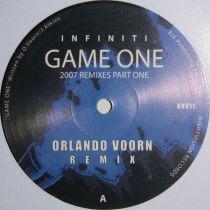 <a href=\'\'>Infiniti</a> - Game One (Orlando Voorn + Quantec remixes)