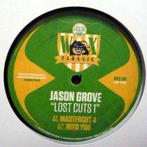 <a href=\'\'>Jason Grove/a> - Lost Cuts #1