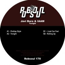 <a href=\'\'>Javi Bora & IAAM</a> - Tonight