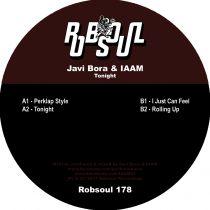 <a href=\'\'>Javi Bora & IAAM</a> - Tonight