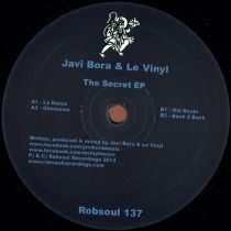 <a href=\'\'>Javi Bora & Le Vinyl</a> - The Secret EP