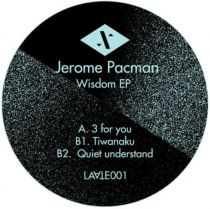 <a href=\'\'>Jerome Pacman</a> - Wisdom EP