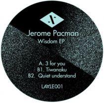 <a href=\'\'>Jerome Pacman</a> - Wisdom EP