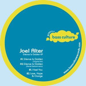 <a href=\'\'>Joel Alter</a> - Silence Is Golden EP (<a href=\'\'>Daniel Stefanik</a> remix)