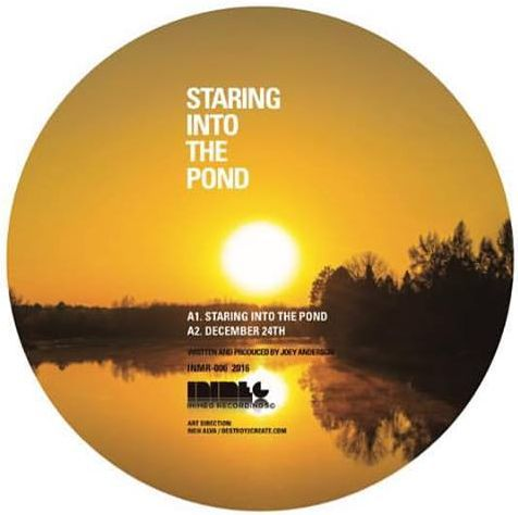 <a href=\'\'>Joey Anderson</a> - Staring Into The Pond