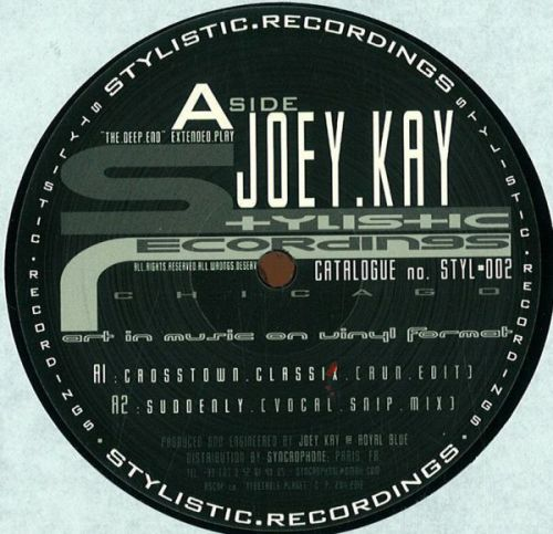 <a href=\'\'>Joey Kay</a> - Deep End