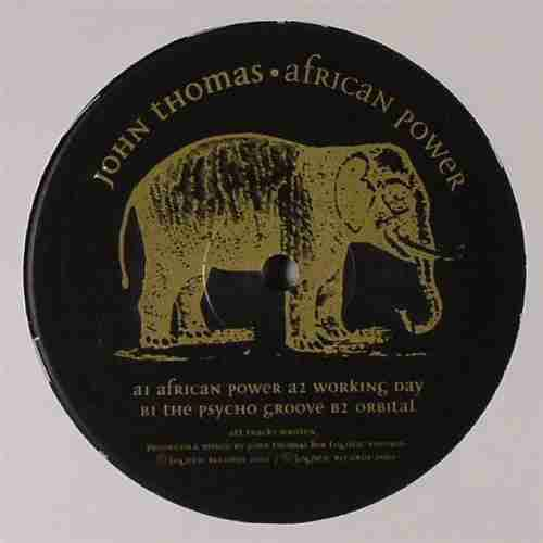 <a href=\'\'>John Thomas</a> - African Power