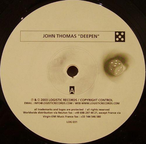 <a href=\'\'>John Thomas</a> - Deepen