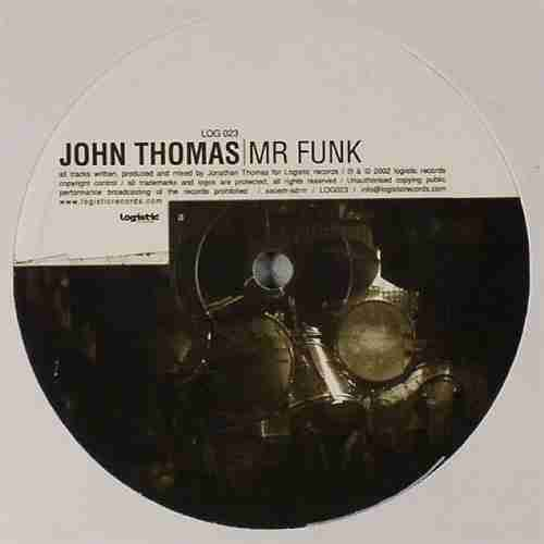 <a href=\'\'>John Thomas</a> - Mr Funk ep