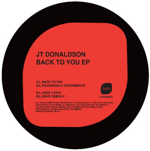 <a href=\'\'>JT Donaldson</a>  - Back To You Ep