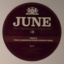 <a href=\'\'>June</a> - The Olympian Chronicles