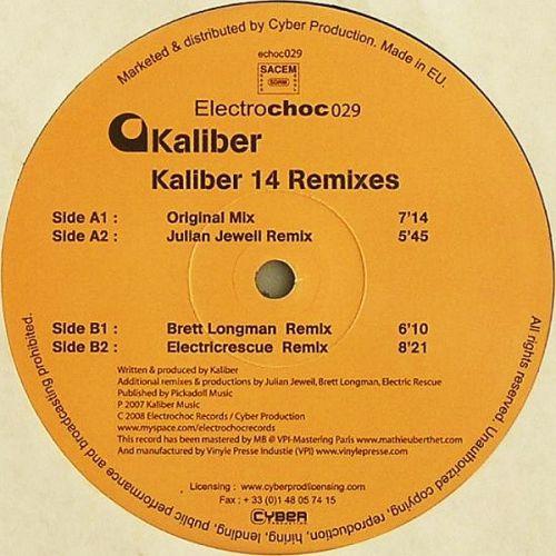 <a href=\'\'>Kaliber</a> - Kaliber 14 Remixes