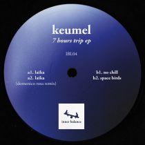 <a href=\'\'>Keumel</a> - 7 Hours Trip EP (<a href=\'\'>Domenico Rosa</a> remix)