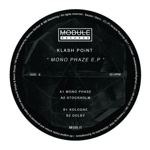 <a href=\'\'>KLASH POiNT</a> - Mono Phase EP