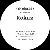 <a href=\'\'>Kokaz</a> - Djebali Presents House Of Kokaz