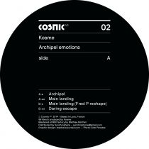 <a href=\'\'>Kosme</a> - Archipel Emotions (<a href=\'\'>Fred P</a> remix)