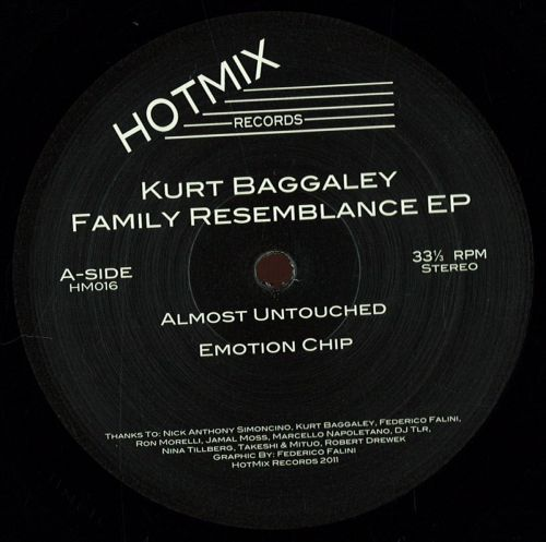 <a href=\'\'>Kurt Baggaley</a> - Family Resemblance EP