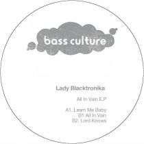 <a href=\'\'>Lady Blacktronica</a> - All In Vain EP