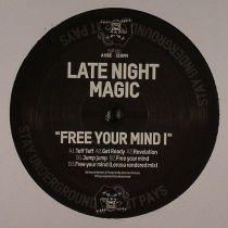 <a href=\'\'>Late Night Magic</a> - Free Your Mind#1 Lerosa rmx